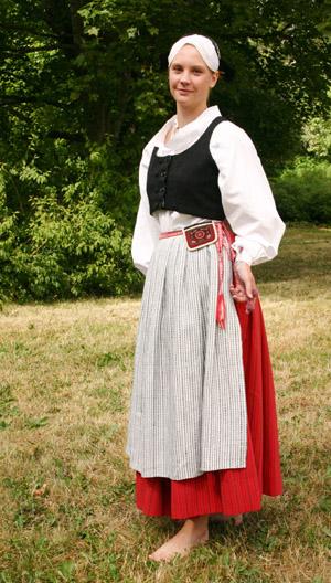 Finnish Dresses